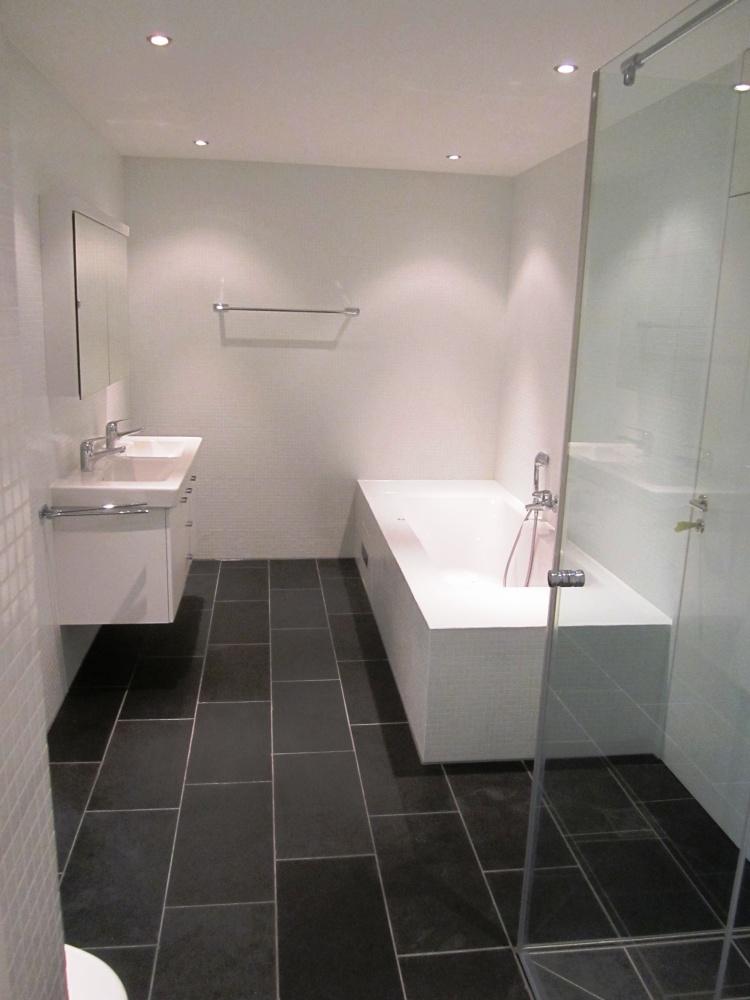 Badezimmer schiefer weiss ihr traumhaus ideen - Badezimmer schiefer ...